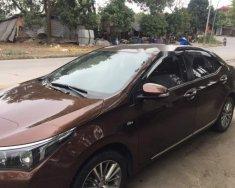 Bán Toyota Corolla altis AT năm 2015, màu nâu giá 678 triệu tại Hà Nội