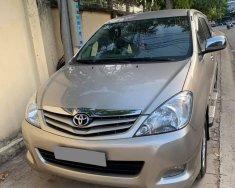 Bán Toyota Innova SR 2011 xăng, màu bạc, bs zin bốn số giá 458 triệu tại Tp.HCM