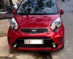 Cần bán xe Kia Morning Si AT năm 2015, màu đỏ số tự động giá 328 triệu tại Tp.HCM