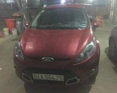 Bán ô tô Ford Fiesta S sản xuất 2013, màu đỏ số tự động, giá 376tr giá 376 triệu tại Tp.HCM