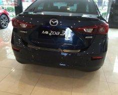Cần bán xe Mazda 3 1.5 AT năm 2019, màu xanh lam, 635tr giá 635 triệu tại Hà Nội