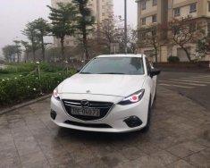 Cần bán lại xe Mazda 3 AT 2016, màu trắng, 600 triệu giá 600 triệu tại Hà Nội