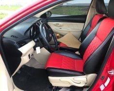 Cần bán xe Vios 1.5E sx 2014, ĐK 2017 số sàn màu đỏ giá 408 triệu tại Tp.HCM