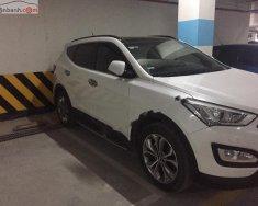 Bán Hyundai Santa Fe đời 2016, màu trắng chính chủ giá 950 triệu tại Hà Nội