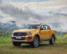 Bán ô tô Ford Ranger Wildtrack 2019, xe nhập, giá chỉ 918 triệu giá 918 triệu tại Tp.HCM