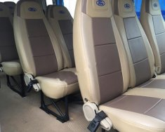 Cần bán lại xe Ford Transit Luxury đời 2018, màu bạc đẹp như mới, giá 730tr giá 730 triệu tại Vĩnh Phúc