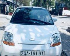 Bán xe Chevrolet Spark đời 2009, màu trắng giá 120 triệu tại Tp.HCM