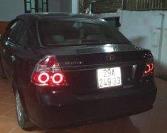 Cần bán gấp Daewoo Gentra năm 2011, màu đen giá 215 triệu tại Hà Nội