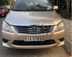 Bán xe Toyota Innova đời 2013, mầu nâu vàng giá 488 triệu tại Tp.HCM