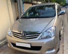 Bán Toyota Innova G SR 2011 xăng màu bạc giá 458 triệu tại Tp.HCM