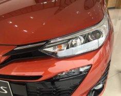 Bán ô tô Toyota Yaris năm 2019, màu đỏ, xe nhập số sàn giá 650 triệu tại Tp.HCM
