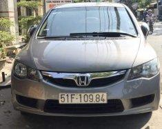 Cần bán gấp Honda Civic MT năm sản xuất 2010, màu xám, giá 355tr giá 355 triệu tại Tp.HCM