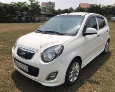 Bán ô tô Kia Morning 1.1 MT SX Sport đời 2012, màu trắng giá cạnh tranh giá 245 triệu tại Quảng Nam