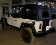 Bán Jeep CJ sản xuất năm 1950, màu trắng, nhập khẩu giá 190 triệu tại Bình Thuận