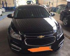 Bán Chevrolet Cruze đời 2016, màu đen, giá 420tr giá 420 triệu tại Tp.HCM