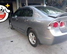 Cần bán gấp Honda Civic sản xuất năm 2008, màu xám xe gia đình, giá tốt giá 321 triệu tại Gia Lai