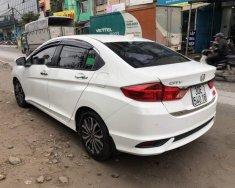 Cần bán lại xe Honda City đời 2017, màu trắng như mới   giá 588 triệu tại Hà Nội