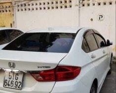 Cần bán gấp Honda City AT đời 2018, màu trắng  giá 545 triệu tại Tp.HCM