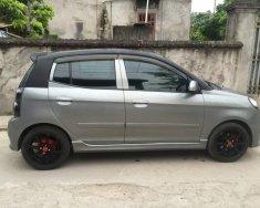 Cần bán lại xe Kia Morning 2012, màu xám, giá tốt giá 190 triệu tại Hưng Yên