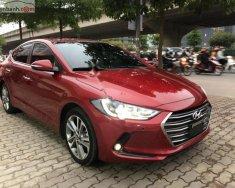 Bán Hyundai Elantra 2.0 AT đời 2017, màu đỏ  giá 655 triệu tại Hà Nội