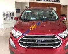 Bán ô tô Ford EcoSport 1.5 Trend sản xuất 2019, màu đỏ, chỉ với 550tr tặng 20tr phụ kiện. Trả góp cao. LH 0974286009 giá 535 triệu tại Lào Cai