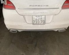 Bán xe Porsche Panamera năm sản xuất 2010, màu trắng, nhập khẩu nguyên chiếc giá 1 tỷ 700 tr tại Hà Nội