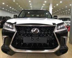 Cần bán Lexus LX570 Super Sport đời 2019, màu đen, nhập khẩu bản cao cấp nhất giá 9 tỷ 50 tr tại Hà Nội