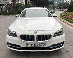 Cần bán BMW 520i sản xuất 2014 màu trắng kem cửa hít, biển TP, xe 1 chủ từ đầu nên rất giữ gìn giá 1 tỷ 420 tr tại Tp.HCM