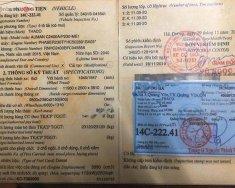 Bán Thaco Auman 3 chân, cầu lết, đời 2015, xe đẹp, thùng dài giá 480 triệu tại Hải Dương