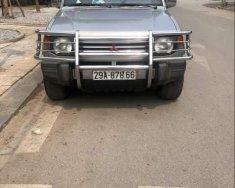 Bán xe Mitsubishi Pajero năm 1998, màu bạc, xe nhập, xe gia đình giá 105 triệu tại Hà Nội