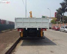 Bán Thaco Auman C160 Euro4, lắp cẩu tự hành 5 tấn 4 khúc Soosan nhập khẩu giá 1 tỷ 460 tr tại Hà Nội
