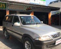 Cần bán xe Ssangyong Musso sản xuất 2004, màu bạc, nhập khẩu    giá 158 triệu tại Hải Dương