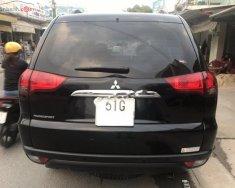Cần bán gấp Mitsubishi Pajero năm 2017, màu đen xe gia đình giá 705 triệu tại Tp.HCM