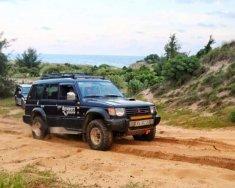 Bán Mitsubishi Pajero máy dầu 2.8L Intercooler Turbo, nhập khẩu nguyên chiếc giá 318 triệu tại Tp.HCM