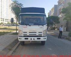 Bán xe tải Isuzu 8 tấn, thùng dài 7m, chỉ 120tr nhận ngay xe mới 100% giá 730 triệu tại Tp.HCM