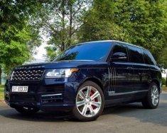 Bán xe LandRover Range Rover LWB đăng ký 2016, màu đen, nhập khẩu giá 6 tỷ 840 tr tại Tp.HCM