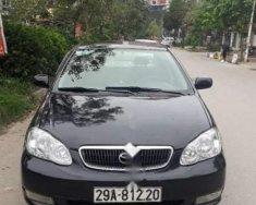 Gia đình bán xe Toyota Corolla Altis MT năm 2003, màu đen giá 345 triệu tại Hà Nội