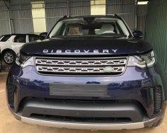 Chính chủ xuất cảnh bán xe LandRover Discovery HSE Luxury máy dầu - 7 chỗ đăng ký 2018, màu xanh, bảo hành, bảo dưỡng giá 5 tỷ 300 tr tại Tp.HCM