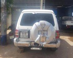Bán xe Mitsubishi Pajero năm 1997, màu trắng, xe nhập giá 380 triệu tại Gia Lai