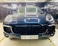 Bán ô tô Porsche Cayenne đời 2015, màu xanh lam nhập khẩu giá 3 tỷ 580 tr tại Tp.HCM