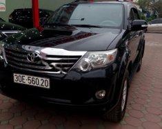 Bán xe Toyota Fortuner G đời 2013, màu đen, 738tr giá 738 triệu tại Hà Nội