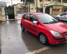 Bán Hyundai Getz năm sản xuất 2008, màu đỏ, nhập khẩu nguyên chiếc xe gia đình, giá tốt giá 174 triệu tại Hà Nội