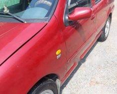 Cần bán lại xe Fiat Siena đời 2003, màu đỏ, bản đủ không taxi giá 90 triệu tại Tp.HCM