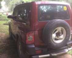 Cần bán xe Ssangyong Korando đời 2001, màu đỏ, nhập khẩu giá 115 triệu tại Hà Nội