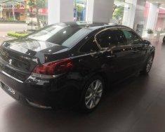 Cần bán xe Peugeot 508 1.6 AT sản xuất 2016, màu đen, nhập khẩu, mới 100% giá 1 tỷ 190 tr tại Hà Nội