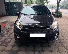 Bán ô tô Kia Rio 1.4 AT sản xuất 2015, màu nâu, xe nhập, giá 599tr giá 498 triệu tại Hà Nội