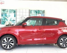 Bán xe Suzuki Swift GLX 1.2 AT sản xuất 2018, màu đỏ, xe nhập Nhật Bản giá 549 triệu tại Bình Dương