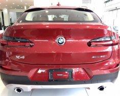 Cần bán BMW X4 đời 2019, màu đỏ, nhập khẩu nguyên chiếc giá 2 tỷ 959 tr tại Tp.HCM