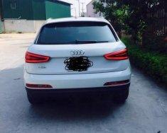 Cần bán lại xe Audi Q3 sản xuất năm 2012, màu trắng, nhập khẩu nguyên chiếc Nhật giá 1 tỷ 50 tr tại Hà Nội