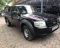 Cần bán lại xe Ford Ranger 4x4MT đời 2008, màu đen, xe nhập giá 270 triệu tại Hà Nội